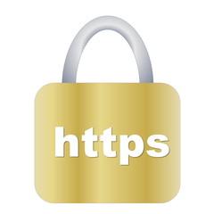 https padlock
