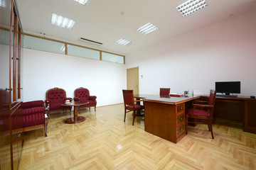 Office room interior