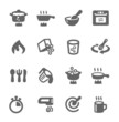 Cooking icons - 61792584