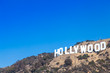canvas print picture - Hollywood