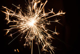 Yellow Sparkler Party