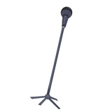 microphone isolated illustration
