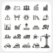 Construction icons set - 61795535