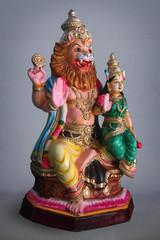 Hindu God narasimha