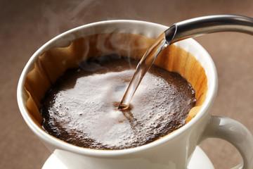 ドリップコーヒー Drip coffee