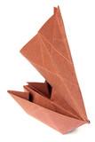 Origami grenouille pliage papier canson photo libre de droits sur la banque d 39 images fotolia - Origami grenouille sauteuse pdf ...