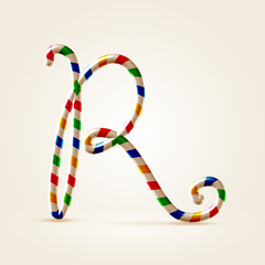 Circus wire plastic abc