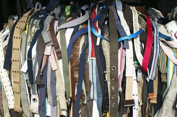 Artistic modern fashion belts