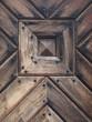 Holztürdetail
