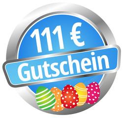 111 Euro Gutschein