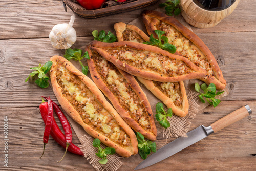 home-baked pide - 61803384