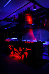 Nightspot Nightclub interior