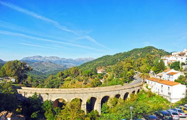 Gaucín, provincia de Málaga, Andalucía, España