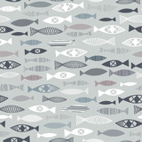 pattern of fishes