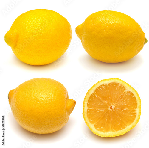Collection of lemons