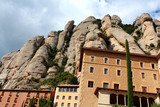 Montserrat Monastery is a beautiful Benedictine Abbey