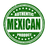Authentic mexican product stamp