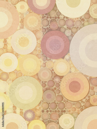Abstract Circles - Background