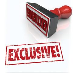 Exclusive Word Stamp Special Unique Information Content Restrict