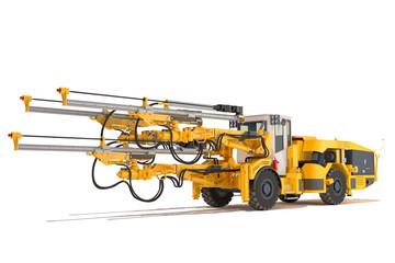 Mining jumbo drill