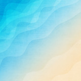 Fototapety Abstract colorful wave background