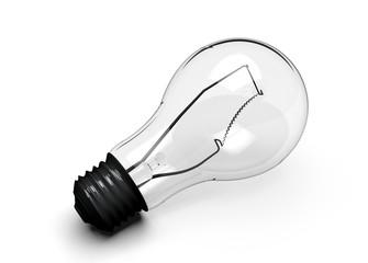 Lampadina bulbo, elettricità, luce, ecologia