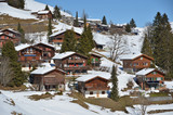 Holiday cottages in Braunwald, Switzerland