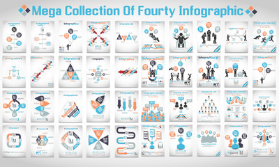 MEGA COLLECTIONS OF FOURTY BUSINESS  OPTIONS BANNER