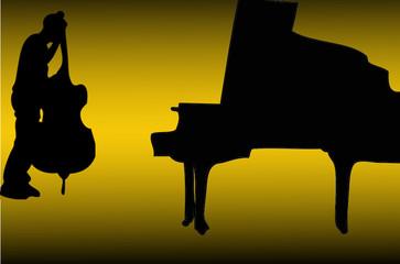 Pianoforte e Contrabbasso