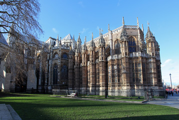Westminster abbey - London, UK