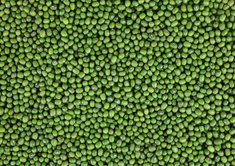 Mung beans background