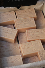 Soap from Marseille