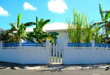 Case créole, Guadeloupe