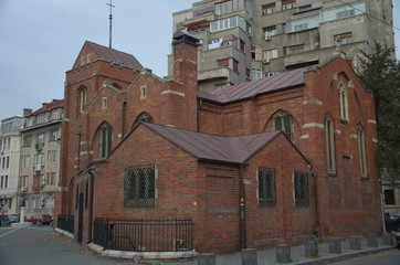 Anglican Church, Bucharest, Romania