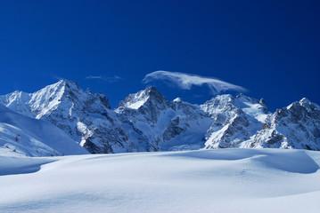La Meije et les Ecrins, Alpes, France