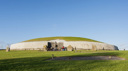 Newgrange in Ireland