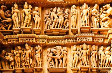 Khajuraho art