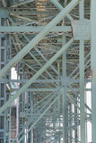 Bridge steel construction