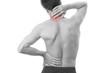 Neck pain in men