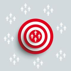 Target People Groups PiAd