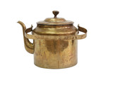 Old Brass Kettle