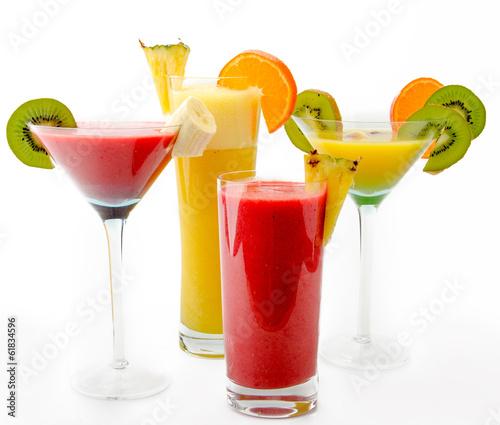 Fruchtige Cocktails und Smoothies :)