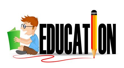 Education Icon Vector