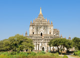 Thatbyinnyu templel is the tallest in Bagan, Myanmar