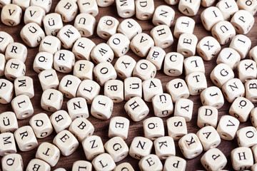 Letter dices chaos