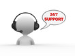 Support 24/7