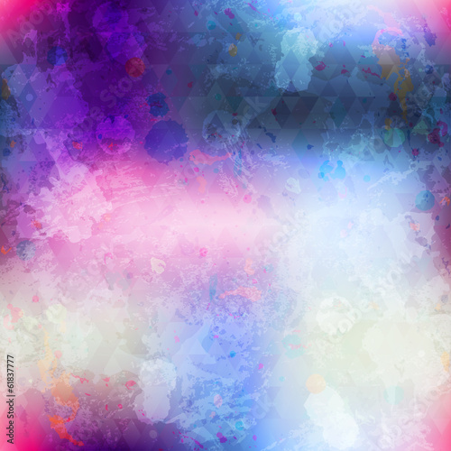 grunge purple seamless texture with blob effect