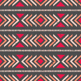 Ethnic Seamless Background