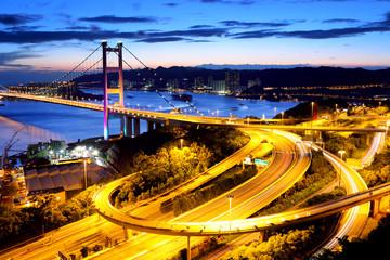 Bridge in Hong Kong