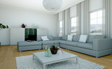 modernes Interior Design